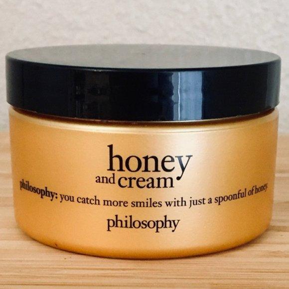 Philosophy 4 oz Honey and Cream Body Souffle